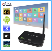 2016 Olympic Octa-Core CPU russian internet tv box z4 Android tv box