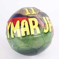 euro cup football quality made by pakistan football/soccer ball manufacture