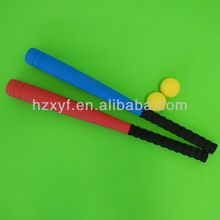 2014 new EVA foam high quality soft multi-colorl baseball cheat bats