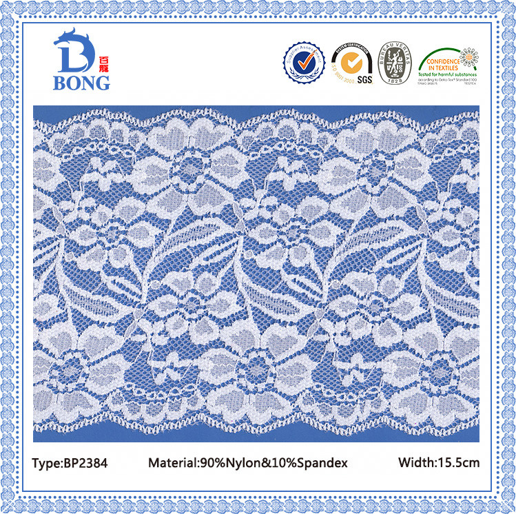 China top-one jersey lace fabrics factory for kid