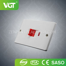 Chinese factory price wall switch with led indicator light