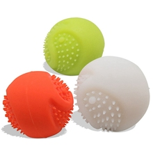 Pet Toys Type and Dogs Application Rubber floating ball dog toy