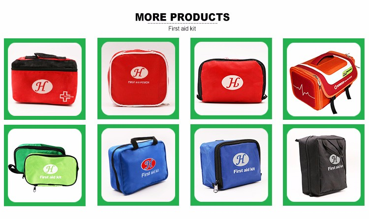 Newest hot selling premium quality dog best travel first aid kit