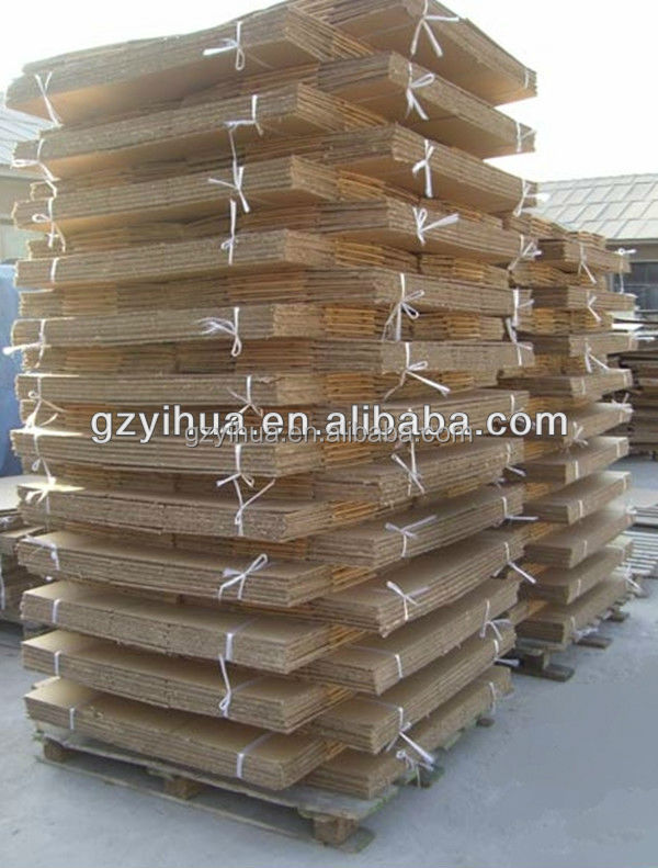 double flute Corrugated packaging box carton for item shipping safely
