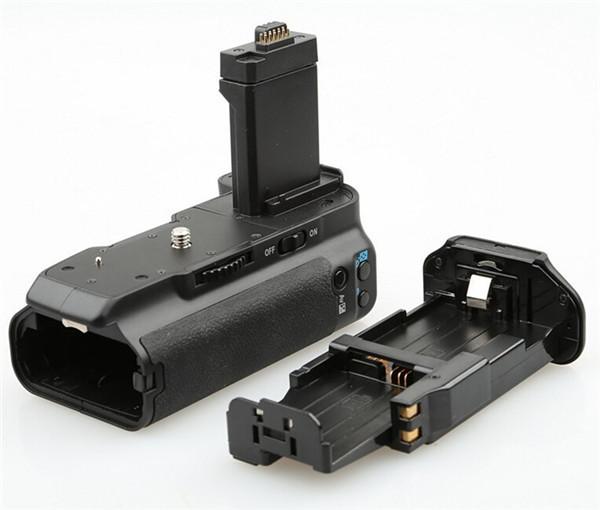 Vertical Battery Grip Pack Holder For Canon 450D 500D 1000D XS XSi T1i BG-E5