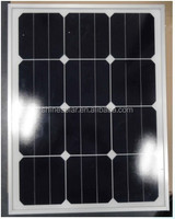 Custom size solar panel use SUNPOWER 125x125 solar cell