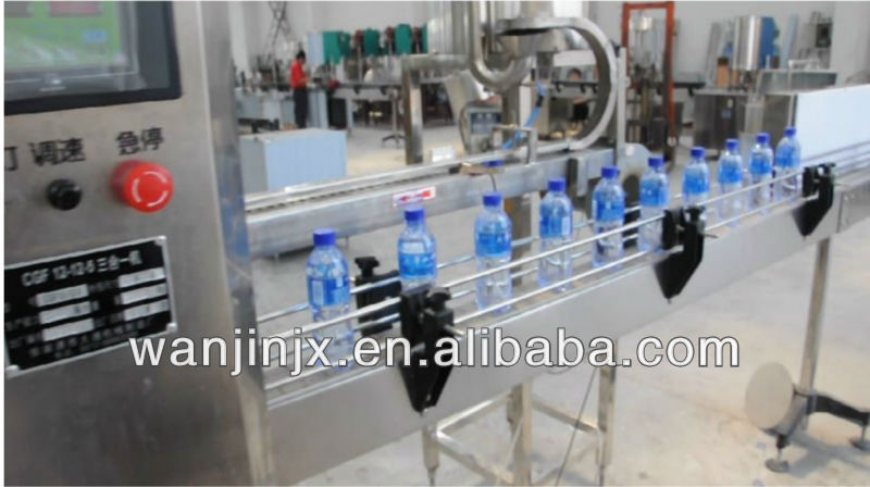 mineral water bottle packaging machines