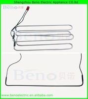 Waterproof Defrosting electric heating element heater pipe for refrigerator and freezer China supplier