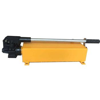 China supplier factory price high pressure small manual hydraulic cylinder jack hand oil pump