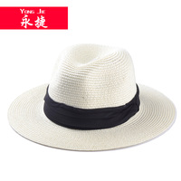 china high quality fashion cheap panama hats wholesale