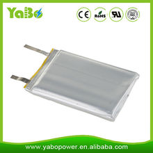 3.7v 10000mAh Lithium li ion lipo battery for power bank gps tablet