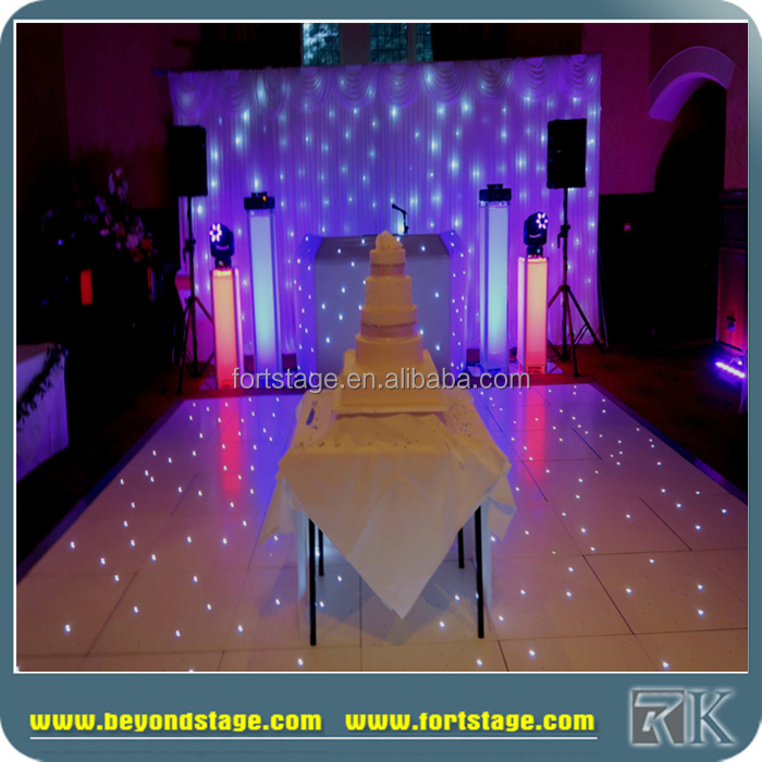 diy light up foldable make lighted dance floors