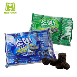 600g Chocolate Cheese Vanilla Sandwich Biscuits Manufacturer