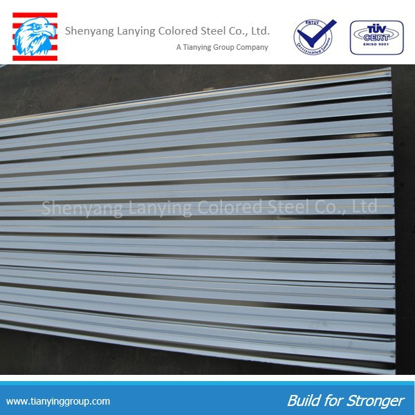 best quality from factory price of zinc sheets corrugated