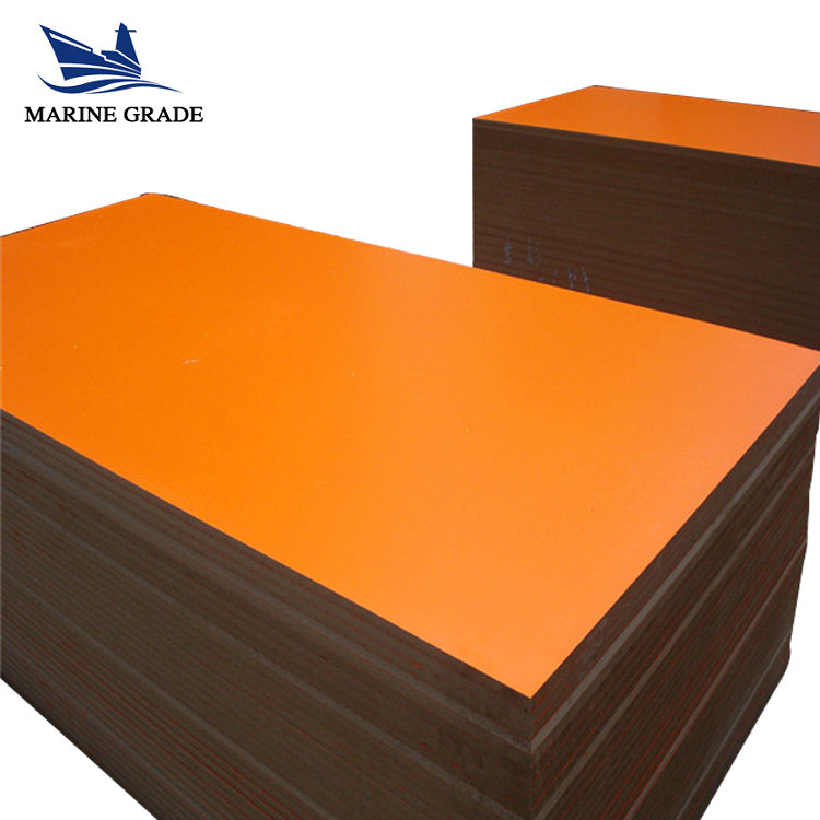 Alibaba supplier wholesales furniture grade melamine mdf board