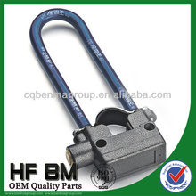 motorcycle safety lock,steel lock for motorcycle with clever design and good quality material,sell good