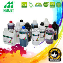 High quality compatible sublimation ink cotton and digital printing oem support
