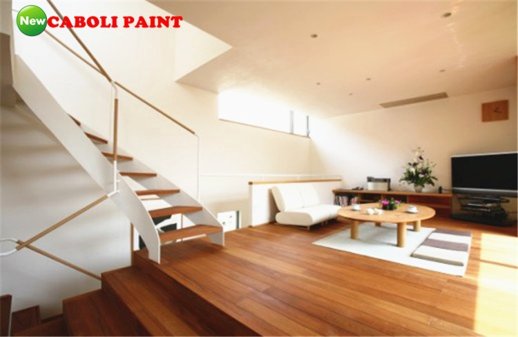 Caboli oil based pu private label wooden paint