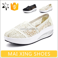 Women Fashion Shoes Hollow Out New Design Causal Shoes