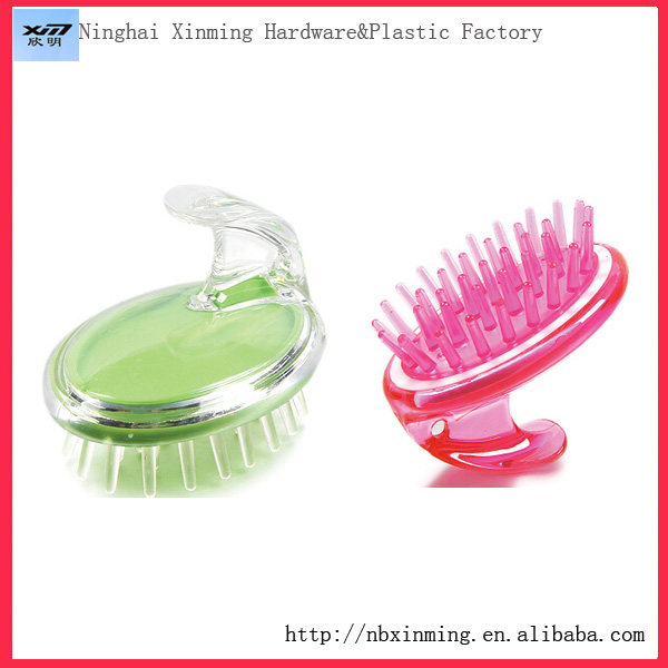 Cheap Plastic Hand Hold Head Massager For Promotion