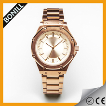Bonill watch company OEM ODM customized service competitive price royal crown watches men japan