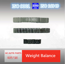 Metal Adhesive Wheel balancing weights