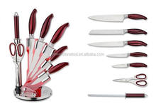 Stable quality and fast delivery time stainless steel kitchen knife