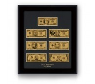 24K Gold Plated US Dollar Full