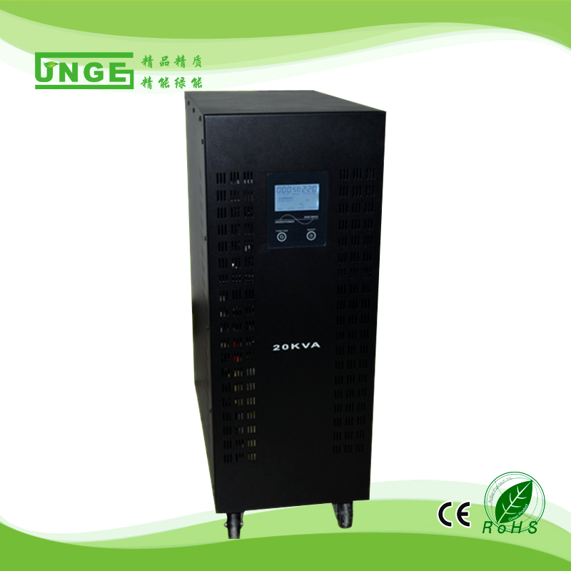 20kw 96V-240V dc three phrase frequency Inverter low frequency pure sine wave solar inverter for off grid solar power system