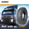 SHIMO ST901 China wholesale big truck tires in uk 12.00R24