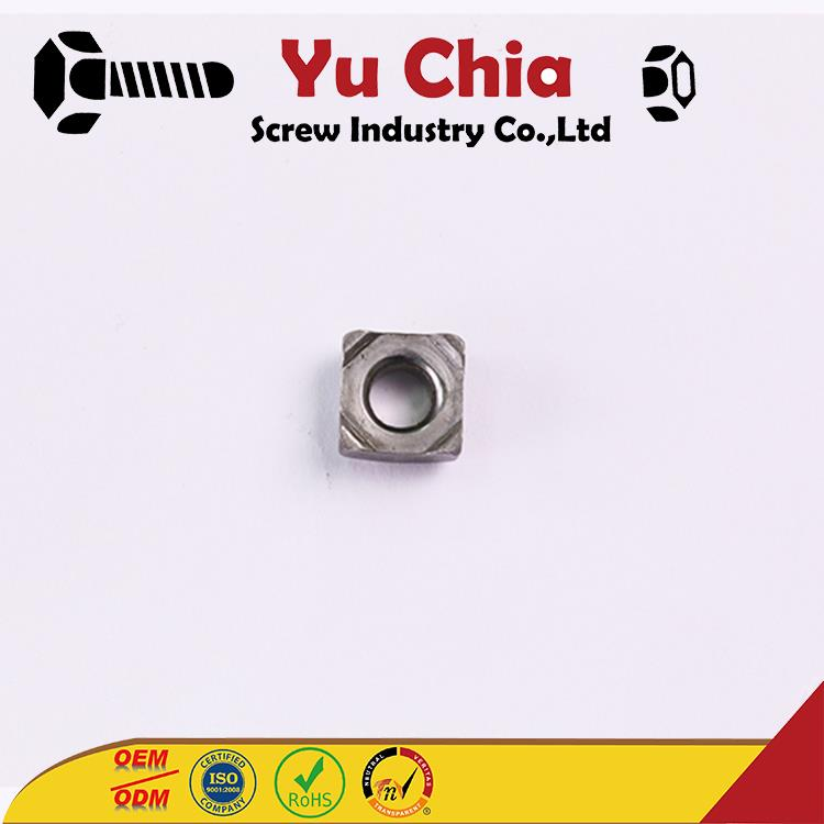 Customized Sheet Metal Hex Hd Screw Steel Nut And Bolt True Nut