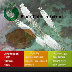 Black Cohosh Extract/Natural Block Cohosh Extract/Black Cohosh Extract