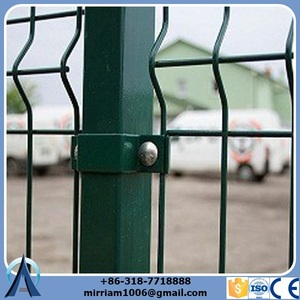 High quality 50*50mm poultry farming temporary fence/metal fencing/ temporary fence