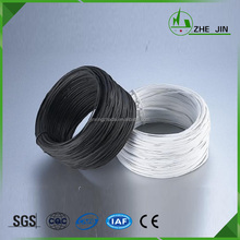 Zhe Jin 2016 China Manufacturer Long Soft Plastic Standard Twist Tie Wire