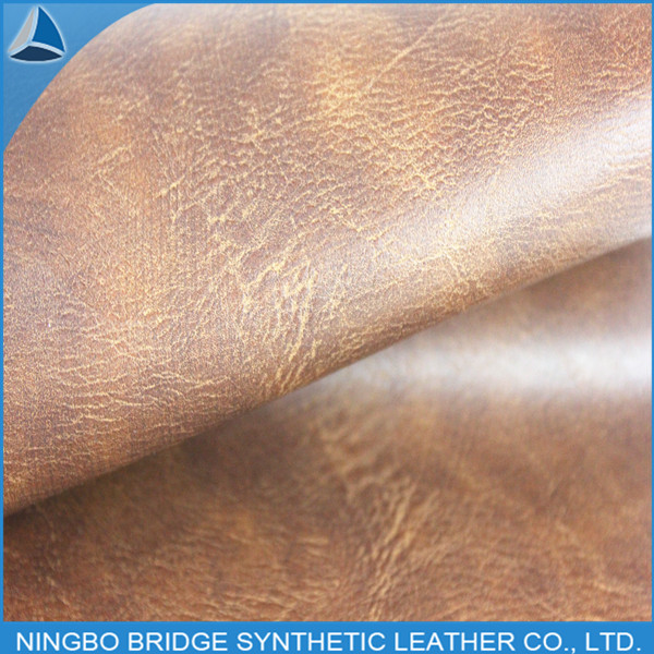 2016 pretty quality 5-year hydrolysis smooth pu leather for bag and shoe