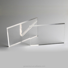 China manufacturer supply cast acrylic glass sheets for aquarium