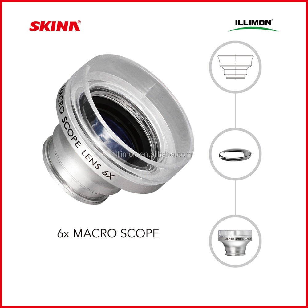 illimon china manufacturer cheap price CP-6X olympus lens