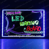 2013 Hot Sale ! High Quality Ad Led Panel Board
