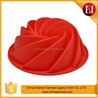 Hot selling food making productions ODM kangaroo shape silicone cake mould