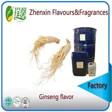 natural and concentrated ginseng essence flavour, synthetic ginseng flavor and fragrance