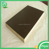 18mm phenolic film coated plywood / waterproof marine plywood price