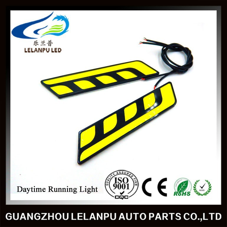 New Product Daytime Running Light Cob Led Super Bright DRL Waterproof Led Lights