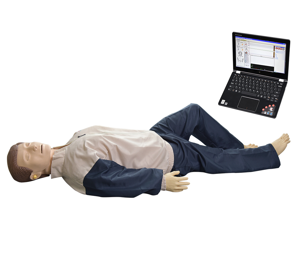 GD/CPR10500 Advanced CPR Simulator With Computer Control