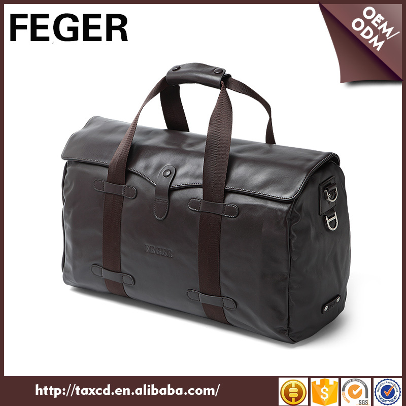 China Supplier Supply Cheap Duffle Bags Business Travel Overnight Bag