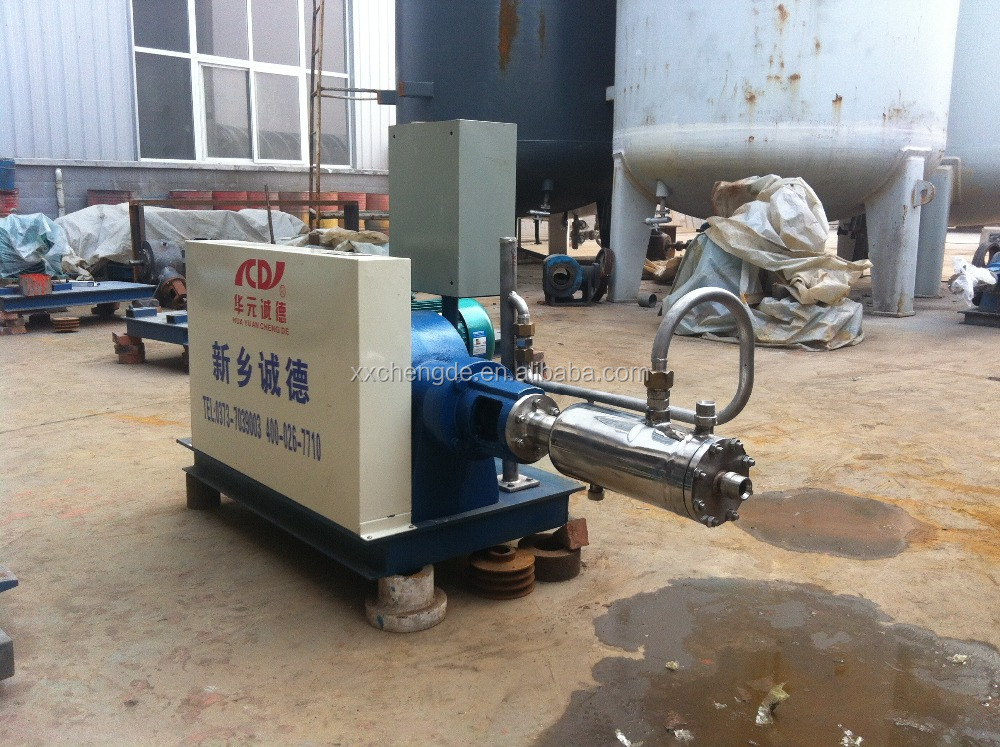 Cryogenic liquid high pressure oxygen gas cylinder filling pump