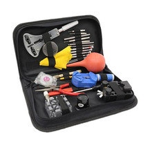 TLWT-01 27 pcs Watch repair tool kit tools set with bag watch professional repair tool