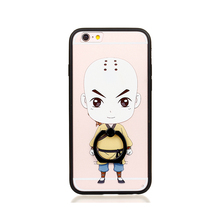Fashion cartoon character patterns phone case brand for iPhone