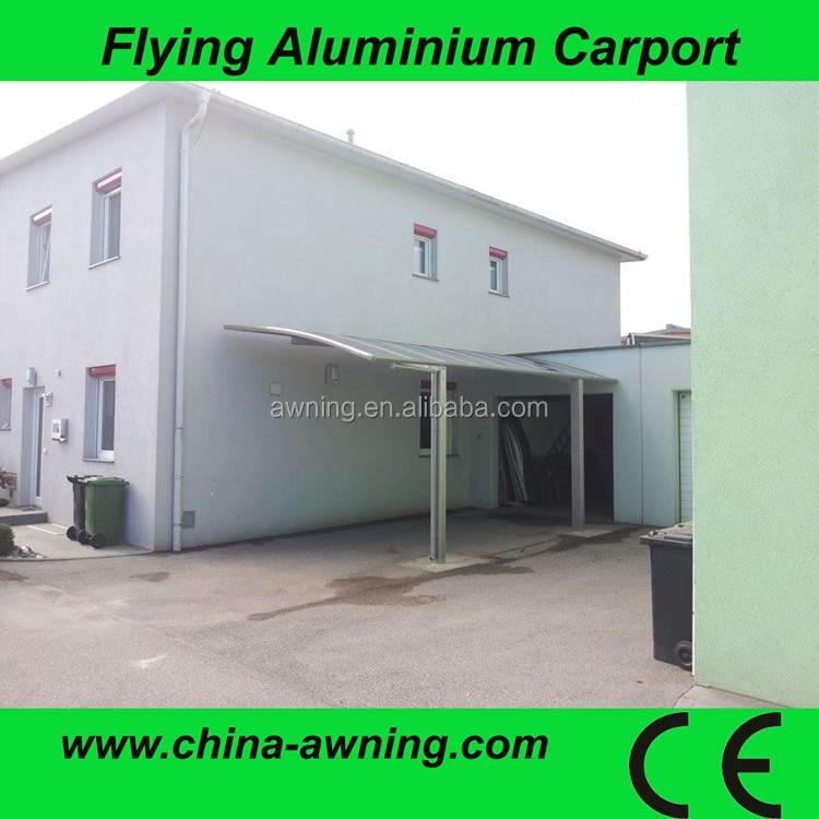 The Most Beautiful Carport, wind resistance carport,Aluminum Carport Panels in the future