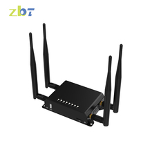300Mbps SIM card wifi openvpn 4g lte router