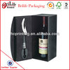 Fashion High Quality Folding wine packaging box